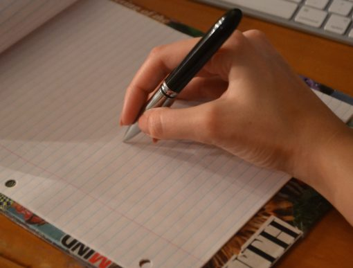 Kristina Smeriglio Writing Prompts