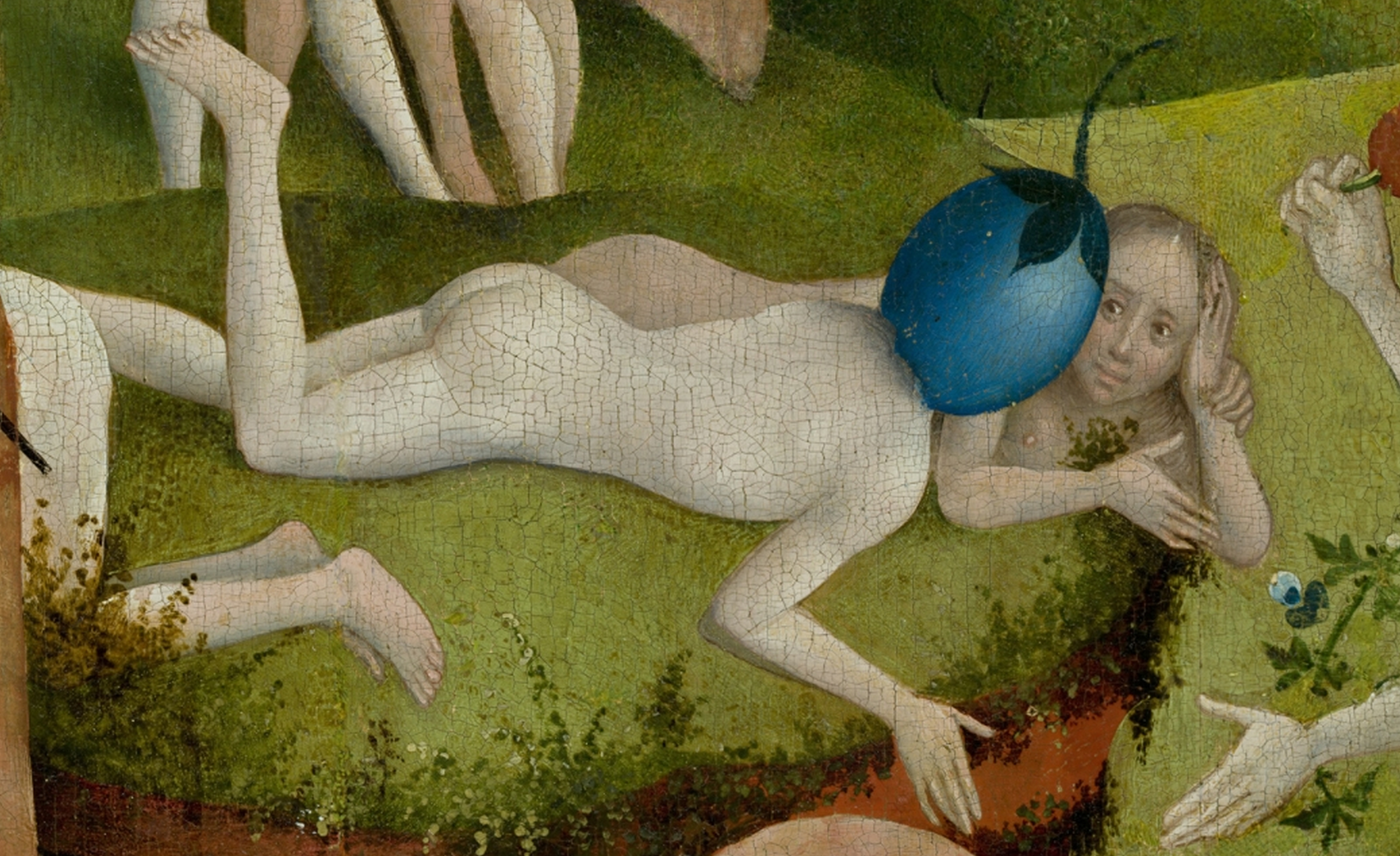 Bosch's Garden of Earthly Delights featured in Hallowed Be Thy Fall #SymbolismSaturday